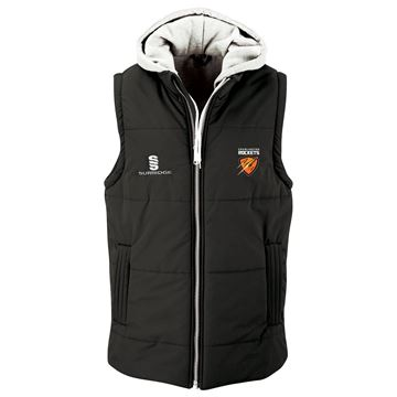 Picture of Cramlington Rockets Padded Gilet