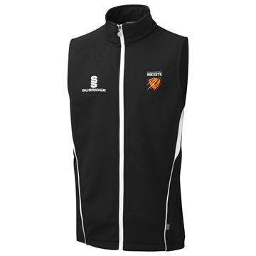 Picture of Cramlington Rockets Soft Shell Gilet