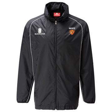 Picture of Cramlington Training Jacket - Black/White