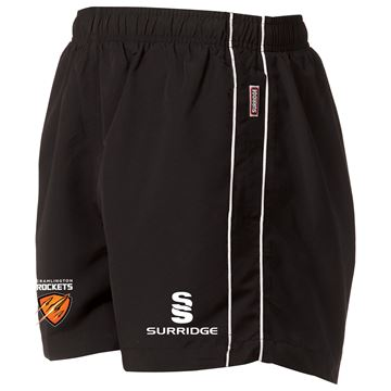 Picture of Cramlington Leisure Shorts - Black