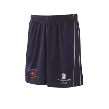 Picture of New Longton CC Polywaffle Shorts