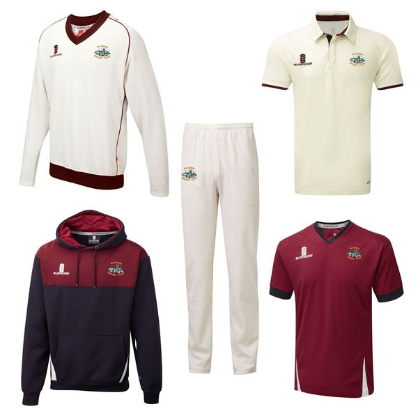 Afbeelding van Blagdon Cricket Club Bundle