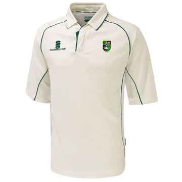Picture of BOROUGHMUIR CRICKET CLUB PREMIER 3/4 SLEEVE SHIRT