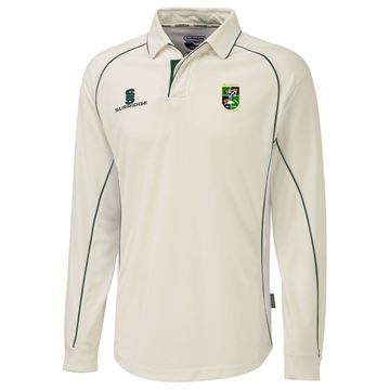 Picture of BOROUGHMUIR CRICKET CLUB PREMIER LONG SLEEVE SHIRT