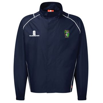 Picture of BOROUGHMUIR CRICKET CLUB CURVE FULL ZIP TRAINING JACKET