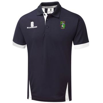 Picture of BOROUGHMUIR CRICKET CLUB BLADE POLO SHIRT