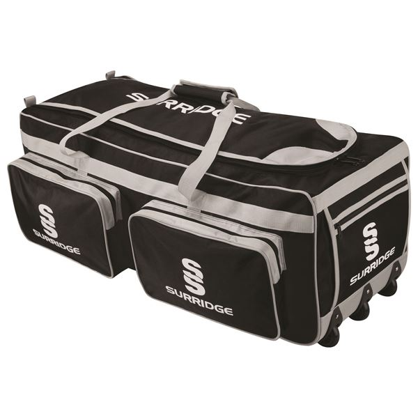 Picture of Your Large Holdall -Black/Silver/White