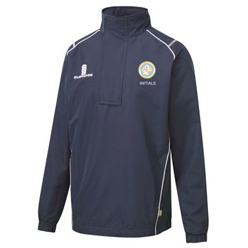 Picture of Papplewick & Linby CC 1/4 Zip Rain Jacket