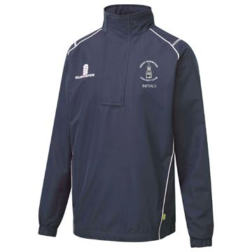 Picture of Great Harwood CC 1/4 Zip Rain Jacket