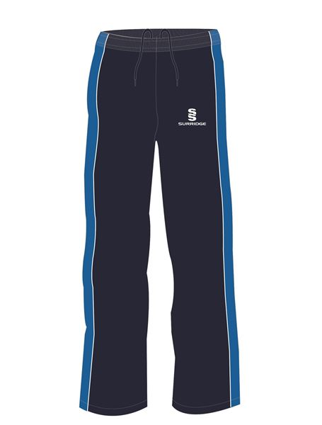 Image sur TRACKSUIT PANT NAVY/ROYAL/WHITE