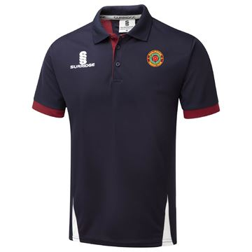 Picture of Haslingden CC Matchday Blade Polo Shirt