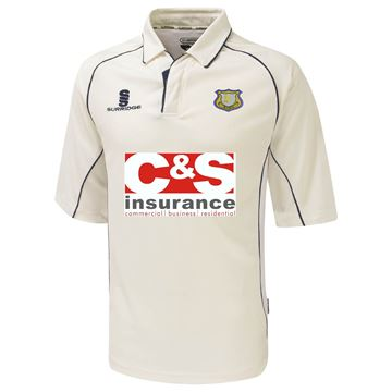 Afbeeldingen van Canvey Island CC Premier 3/4 sleeved playing shirt