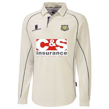 Picture of Canvey Island CC Premier long sleeved playing shirt
