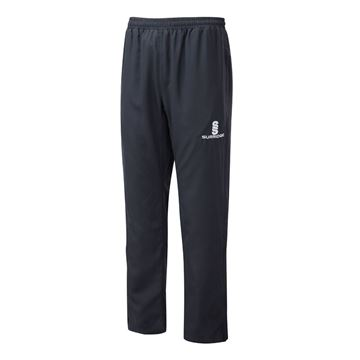 Picture of POPLIN TRACK PANT - NAVY
