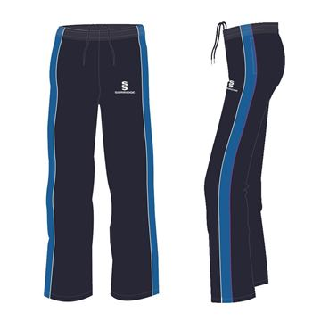 Afbeeldingen van SWEAT PANT NAVY/ROYAL/MAGENTA