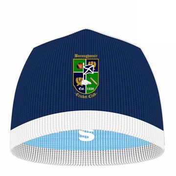 Picture of BOROUGHMUIR CRICKET CLUB BEANIE