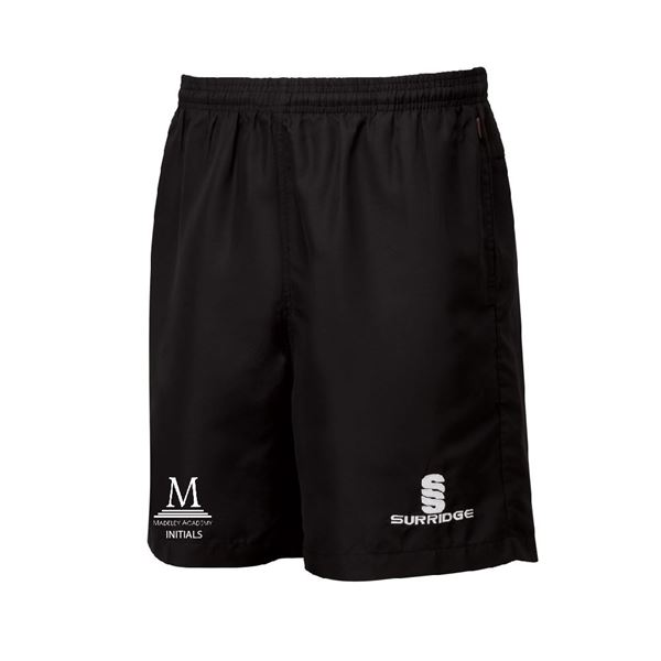 Picture of Madeley Academy 6th Form - Blade Shorts Black