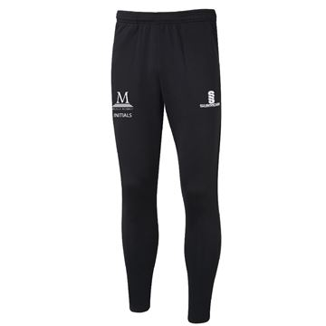 Afbeeldingen van Madeley Academy 6th Form - Tek Slim Training Pants - Black