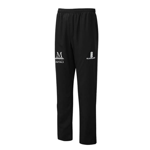 Picture of Madeley Academy 6th Form  - Poplin Track Pant - Black