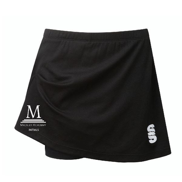 Picture of Madeley Academy 6th Form  - Skort Black