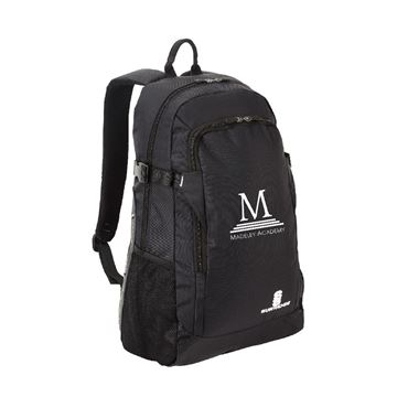Afbeeldingen van Madeley Academy 6th Form - Backpack - Black