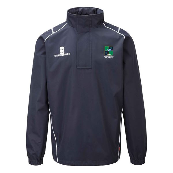 Picture of Boroughmuir Rugby Rain Jacket