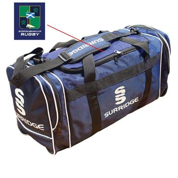 Picture of Boroughmuir Rugby Holdall