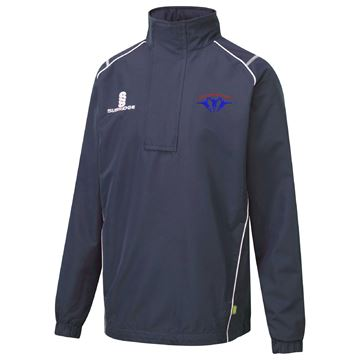 Bild von Haslingden High School - Curve Rain Jacket - Navy/White