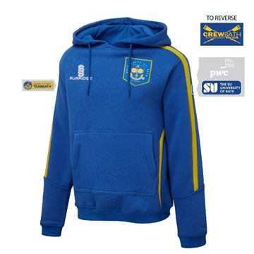 Afbeeldingen van University of Bath Polycotton Hoody