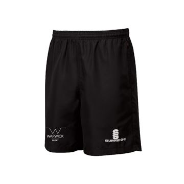 Picture of Warwick University - Blade Shorts - Black
