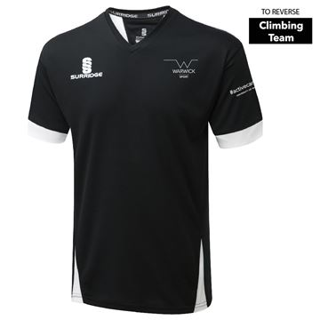 Bild von Warwick University  - Blade Training Shirt  - Black/White