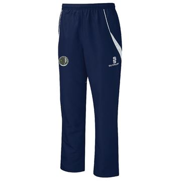 Picture of Haslingden Squash Club Curve Track Pant - Navy