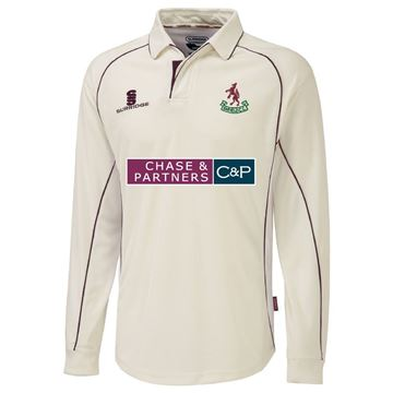 Picture of Enfield CC Premier long sleeved playing shirt