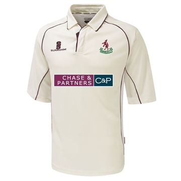 Picture of Enfield CC Premier 3/4 sleeved playing shirt