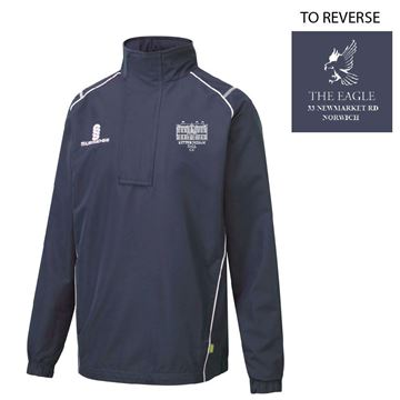 Picture of Ketteringham Hall Cricket Club Curve Rain Jacket