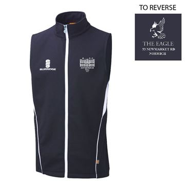 Picture of Ketteringham Hall Cricket Club Curve Softshell Jacket
