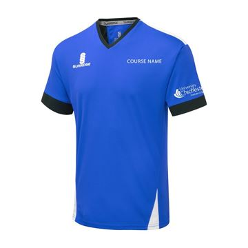 Imagen de Chichester Blade Training Tee - Royal-Navy-White