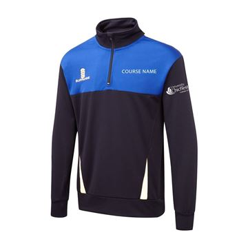 Image de Chichester Blade Performance Top - Royal-Navy-White