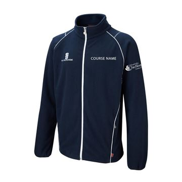 Image de Chichester Fleece - Navy-White