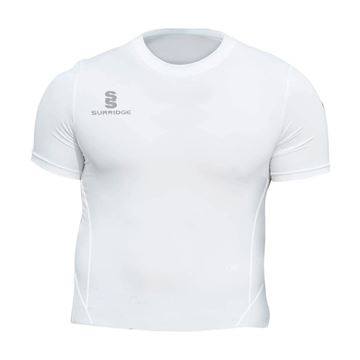Image de Standish Community High School - Short Sleeve Sug - White