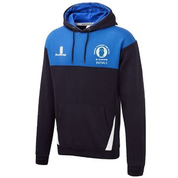 Image de Standish Community High School - Blade Hoody - Navy/Royal/White
