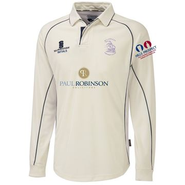 Picture of Billericay CC WEB Premier L/S Cricket Shirt