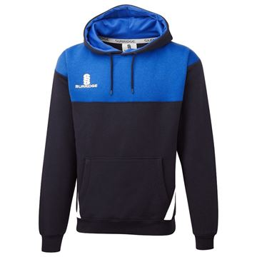 Image de Blade Hoody : Navy / Royal / White