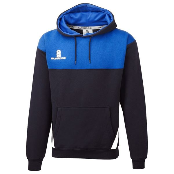 Image sur Blade Hoody : Navy / Royal / White