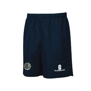 Picture of Haslingden Squash Club Blade Shorts - Navy