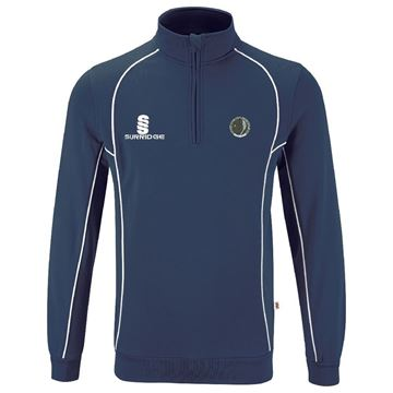 Picture of Haslingden Squash Club Performance Sweatshirt - Navy