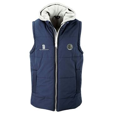 Picture of Haslingden Squash Club Gilet - Navy