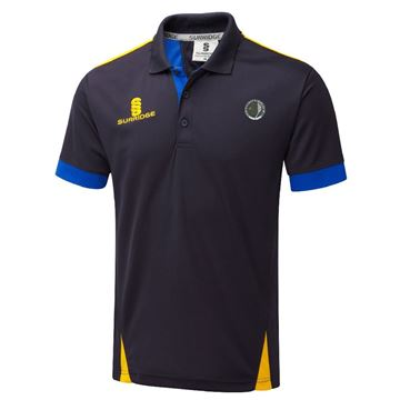 Picture of Haslingden Squash Club Blade Polo Shirt - NA/RO/AMB