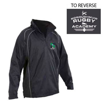 Imagen de BOROUGHMUIR RUGBY YOUTH CHILDRENS RAIN JACKET