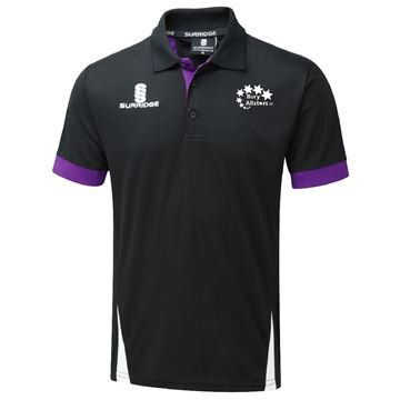 Picture of BURY ALLSTAR BLADE POLO SHIRT